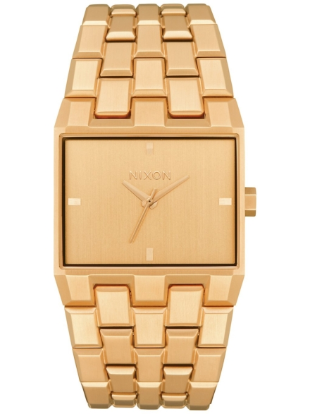 Nixon The Ticket II geel