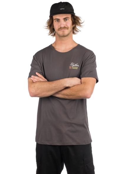 Rhythm Campfire T-Shirt grijs