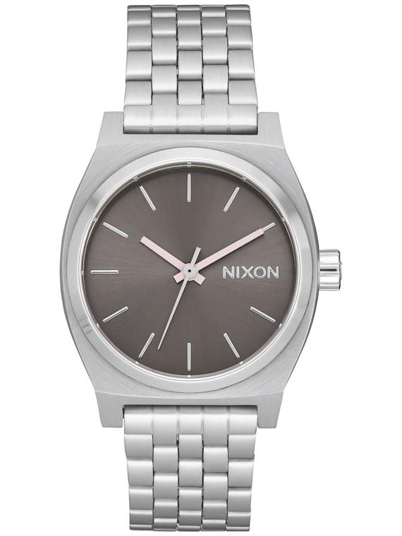 Nixon The Medium Time Teller grijs