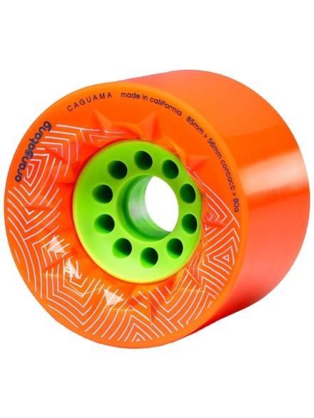 Orangatang Caguama 85mm 80A Wheels oranje