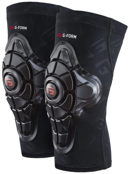 G-Form Pro-X Knee Pad zwart