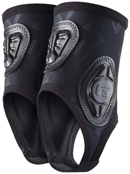 G-Form Pro Ankle Guards zwart