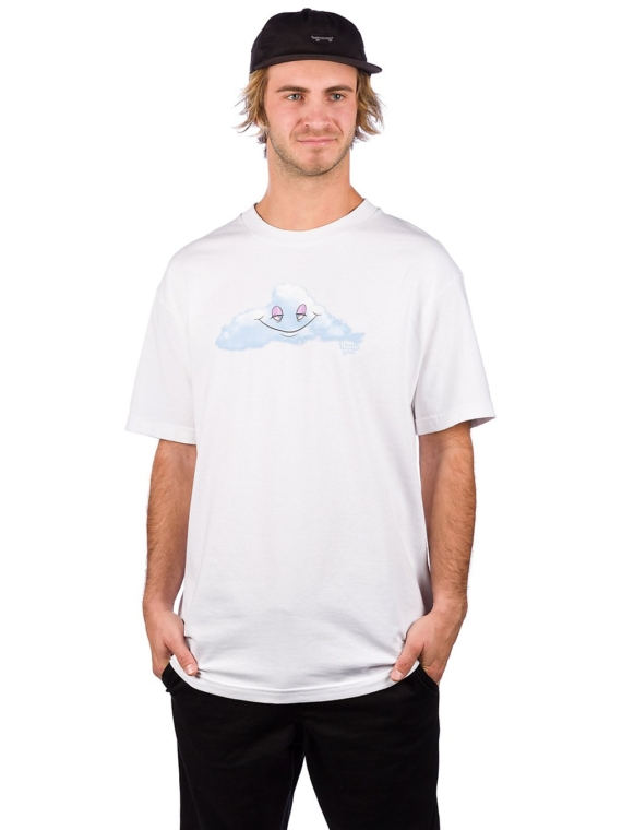 Thank You Head In The Clouds T-Shirt wit