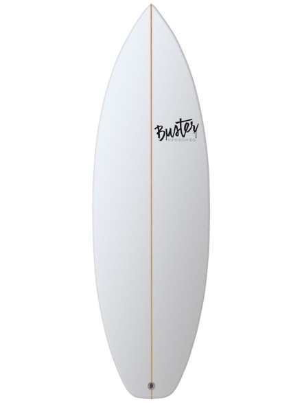 Buster 5'4 P Type Pool & Riversurfboard wit