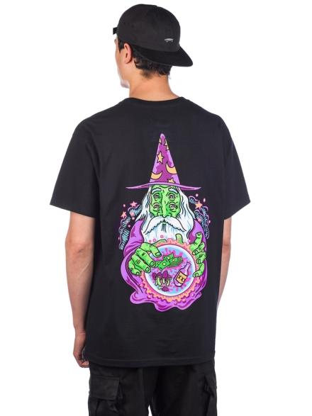 A.Lab Alab Wiz T-Shirt zwart