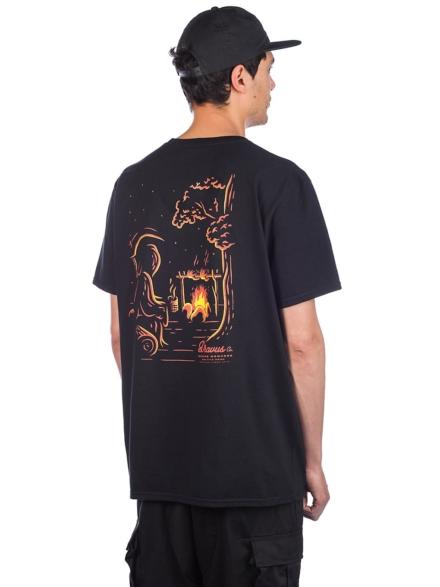 Dravus Wicked Summer T-Shirt zwart