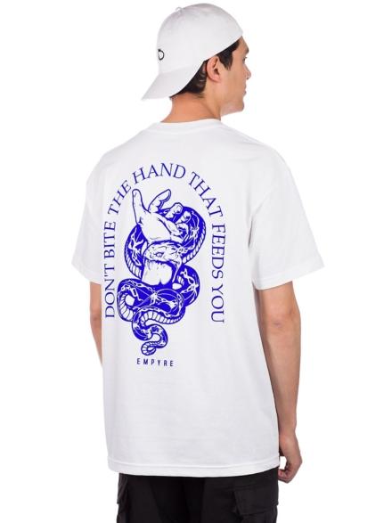 Empyre Vermin Hands T-Shirt wit