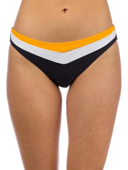 Malibu Mid Leg Hipster Bikini Bottom patroon