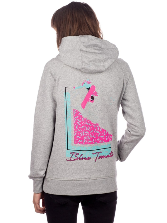 Blue Tomato Slope Style Hoodie grijs