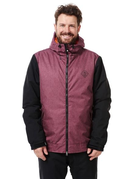 Light Gate Ski jas roze