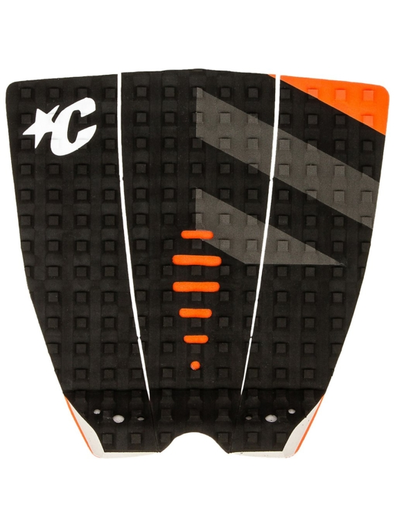 Creatures of Leisure Mick Fanning 3 Piece Traction Pad zwart