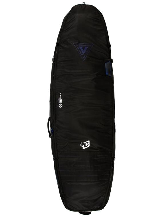 Creatures of Leisure All Rounder 3 4 7'6 Surfboard tas zwart
