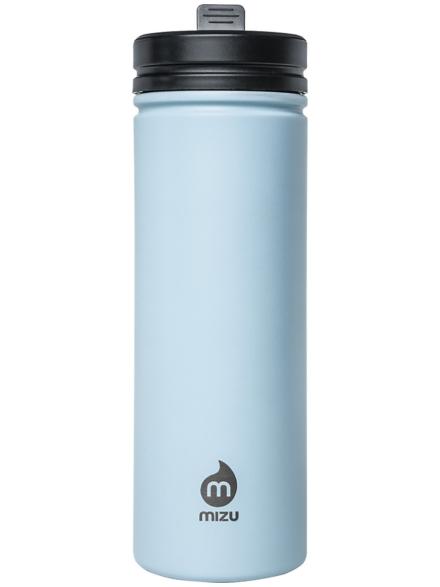 Mizu Life 360 M9 W Straw Lid Bottle blauw
