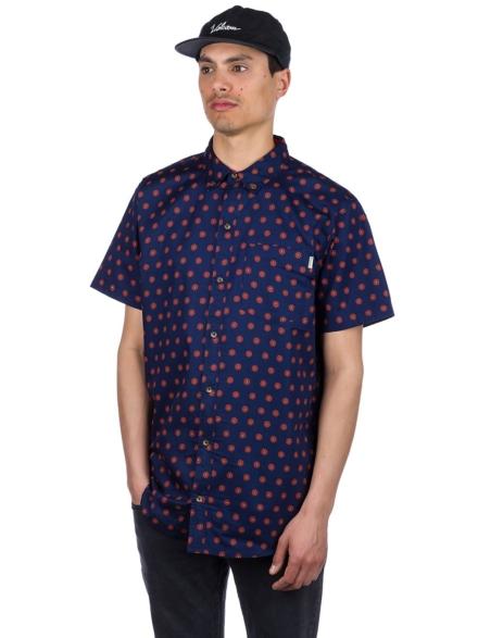 Dravus Daized Woven Shirt patroon