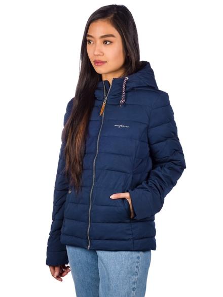 Mazine Juneau Down Ski jas blauw