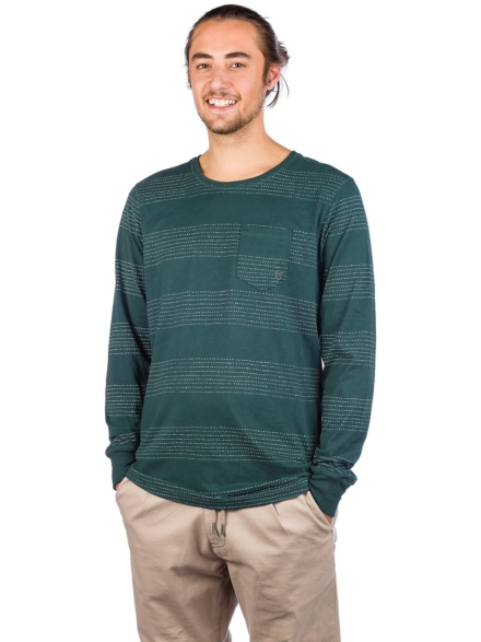 Kazane Rock Long Sleeve T-Shirt groen