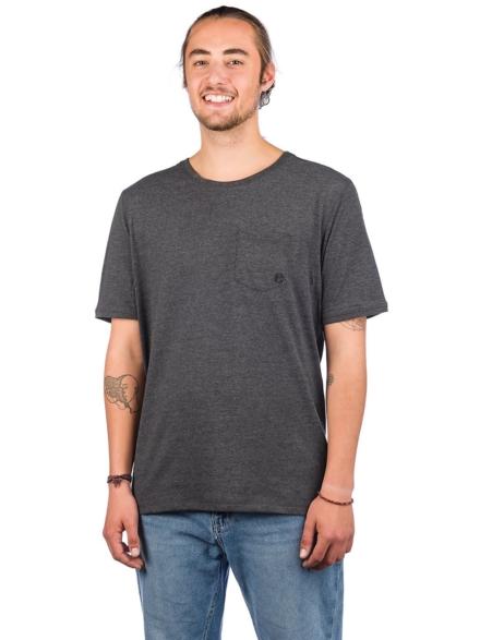 Kazane Moss T-Shirt grijs