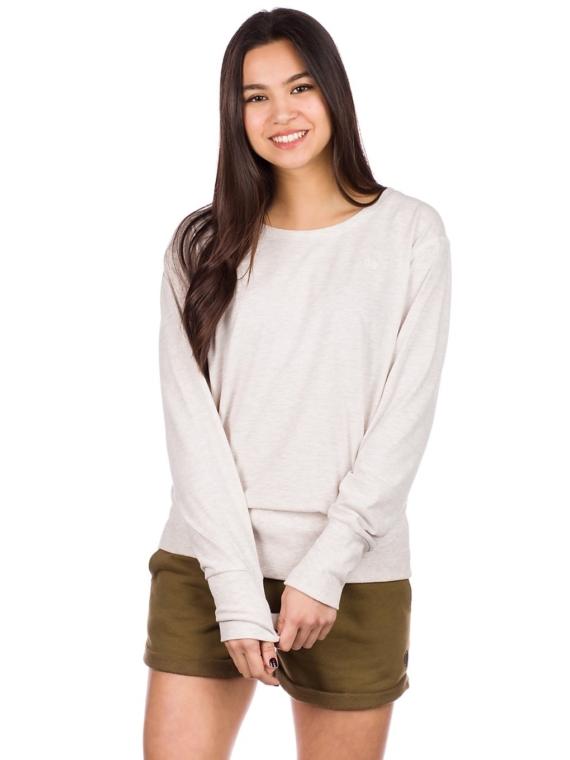 Kazane Patrika Long Sleeve T-Shirt bruin