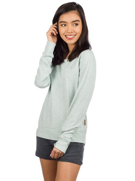 Kazane Suren Long Sleeve T-Shirt blauw