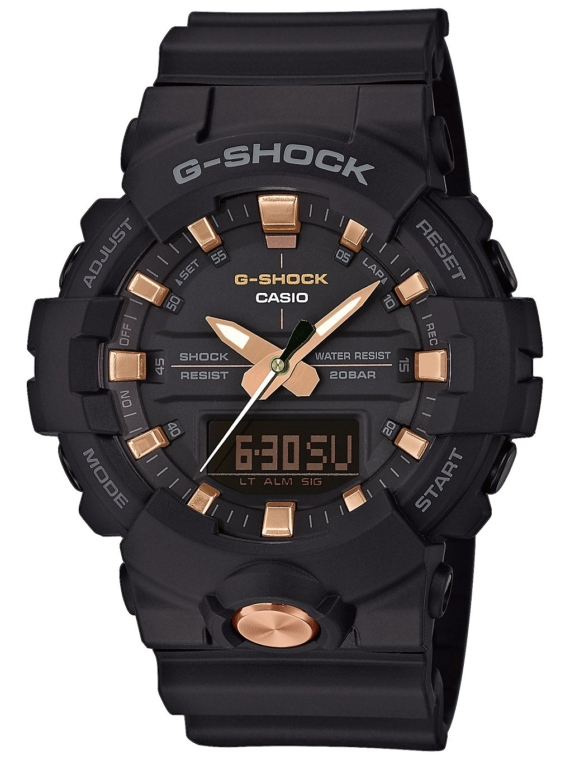 G-SHOCK GA-810B-1A4ER zwart