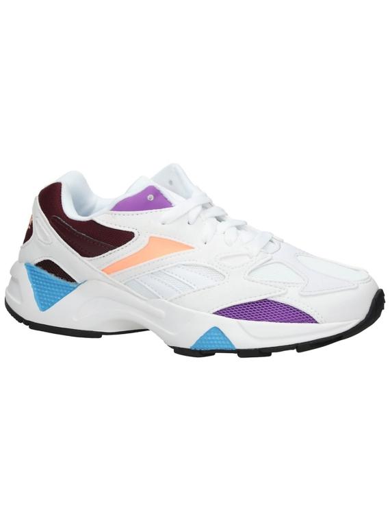Reebok Aztrek 96 Sneakers wit