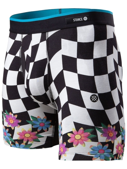 Stance Check Daze Brief Boxershorts zwart