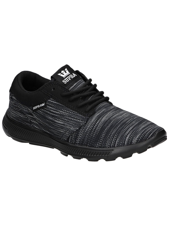 Supra Hammer Run Sneakers zwart