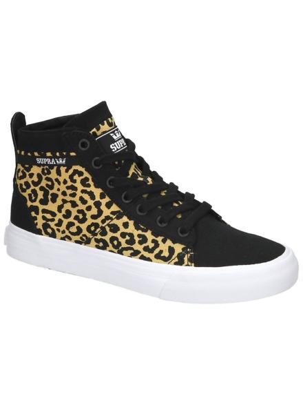 Supra Stacks Mid Sneakers wit