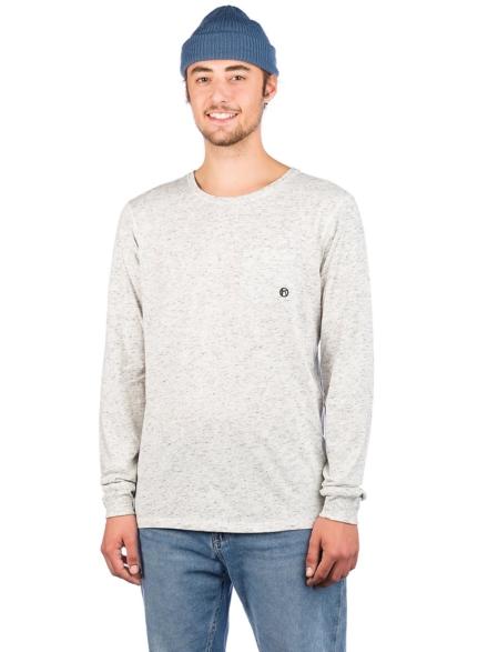 Kazane Rock Long Sleeve T-Shirt wit