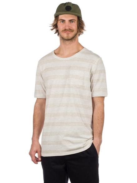 Kazane Moss T-Shirt bruin