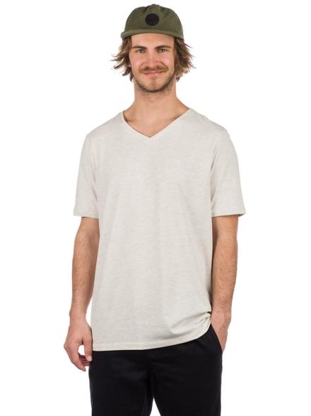 Kazane Landscape T-Shirt wit
