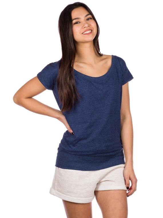 Kazane Hilde T-Shirt blauw