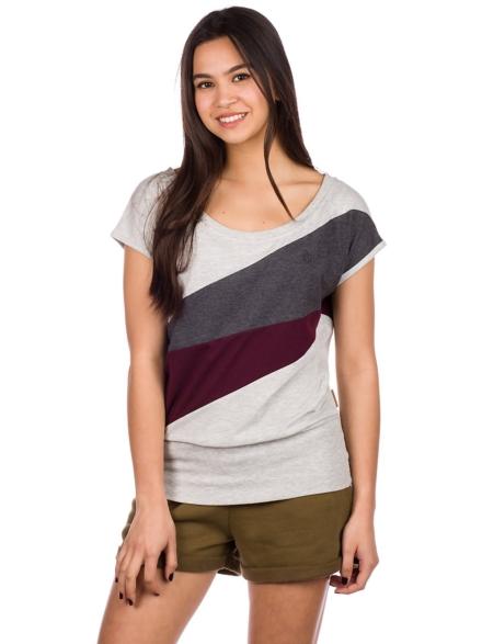 Kazane Tuva T-Shirt grijs