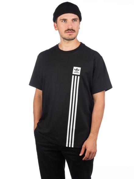 adidas Skateboarding Pillar T-Shirt zwart