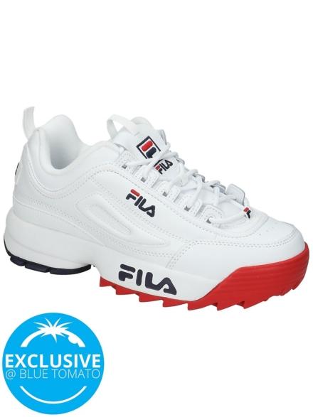 Fila Disruptor II Premium Sneakers wit