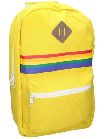 A.Lab Barbara Rainbow rugtas geel