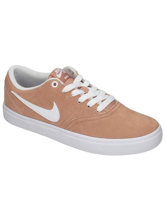 Nike SB Check Solar Sneakers roze
