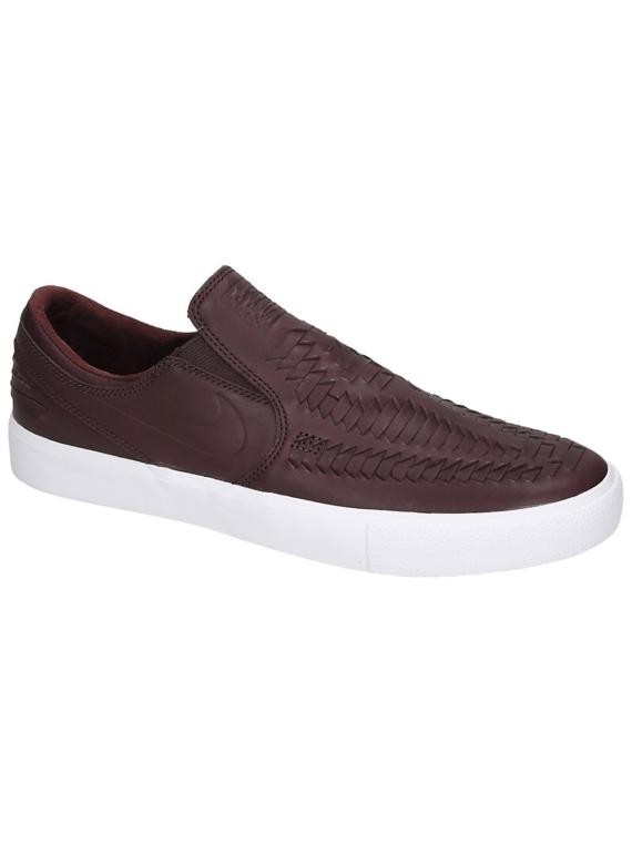 Nike Zoom Janoski Slip RM Crafted Skate schoenen bruin