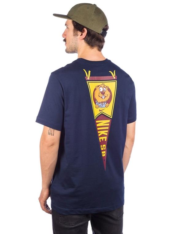 Nike Gopher T-Shirt zwart