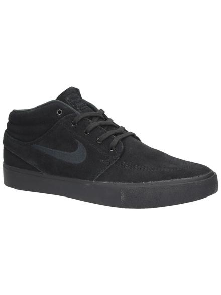 Nike SB Zoom Janoski Mid RM schoenen zwart