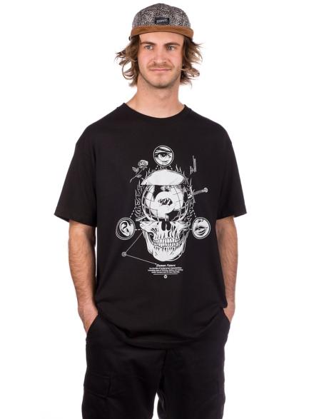 Empyre Human Nature T-Shirt zwart