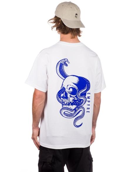 Empyre Serpentis T-Shirt wit