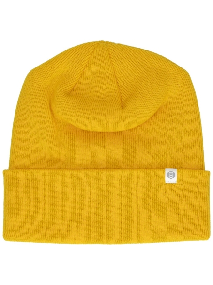 Empyre Essentail Gas Station Beanie geel