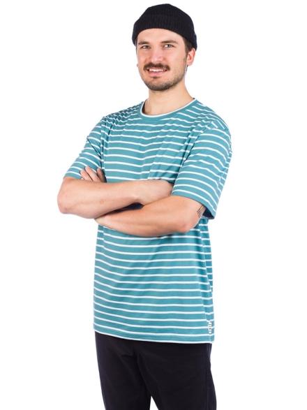 Zine Macro T-Shirt blauw