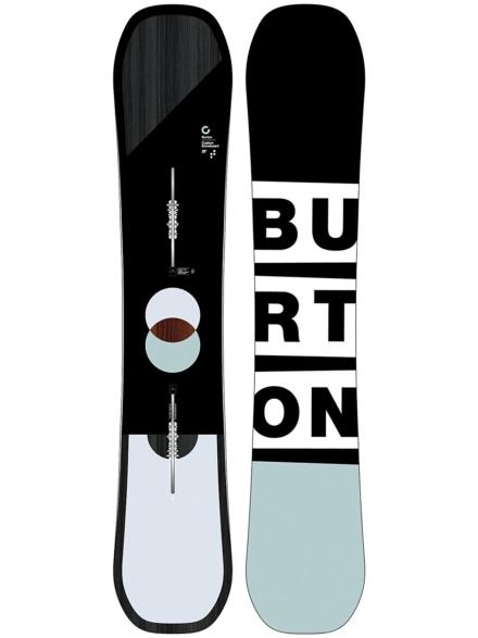 Burton Custom 166W 2020 patroon