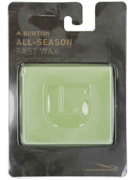Burton Fast 0°C /-10°C Wax patroon