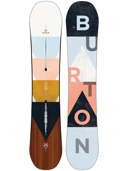 Burton Yeasayer 148 2020 patroon