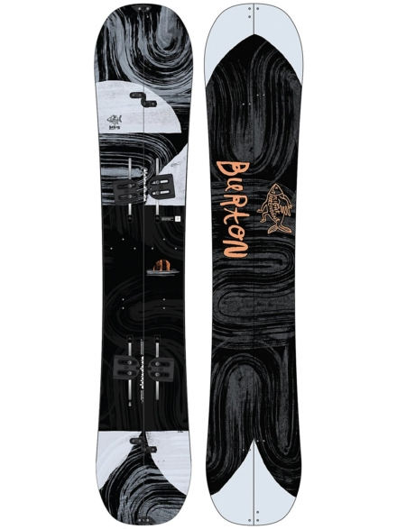Burton Flight Attendant 163 Splitboard 2020 patroon