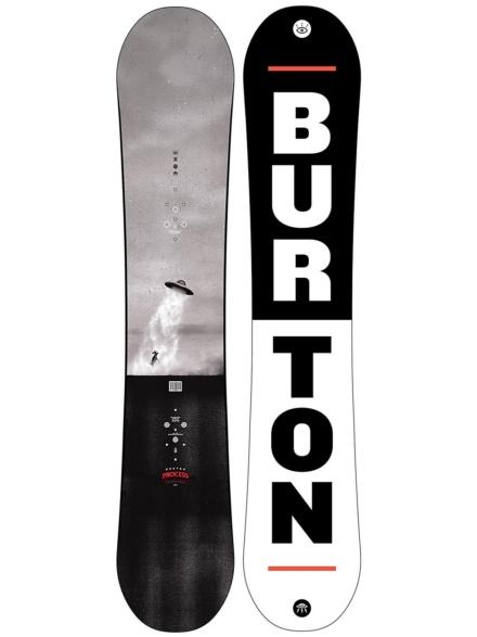 Burton Process Experience 157 2020 patroon
