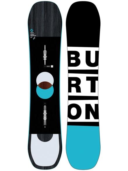 Burton Custom Smalls 145 2020 patroon